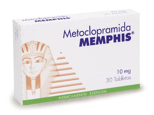 metoclopramida