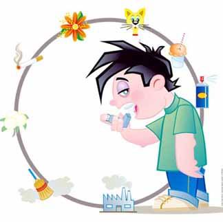 causas asma