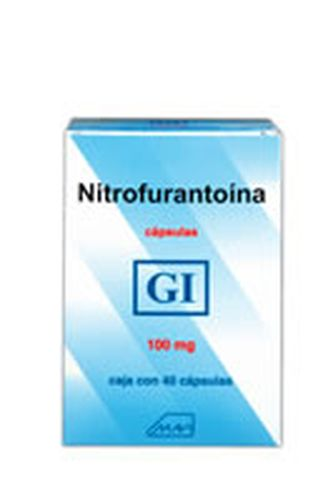 Nitrofurantoína