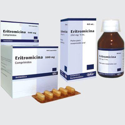 Los macrólidos son antibióticos naturales, semisintéticos y sintéticos que