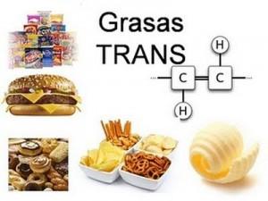 que son las grasas saturadas y trans
