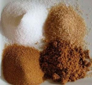 Azúcares refinados