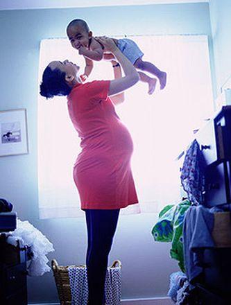 Mientras estás amamantando es imposible quedar embarazada