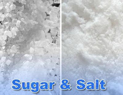Verdadero o Falso Ante un bajón de presión o desmayo, es lo mismo dar sal o azúcar