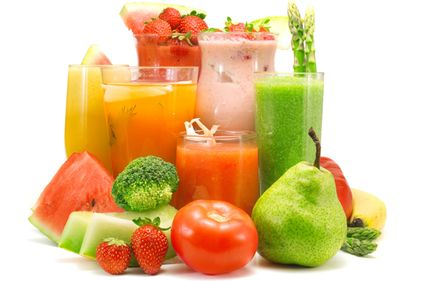 Jugos Antioxidantes