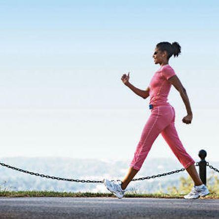 Salir a caminar es beneficioso para la salud