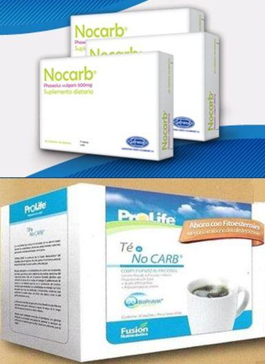 Efectos secundarios de Nocarb