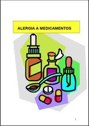Alergia medicamentosa