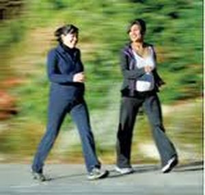 Caminar, el mejor ejercicio