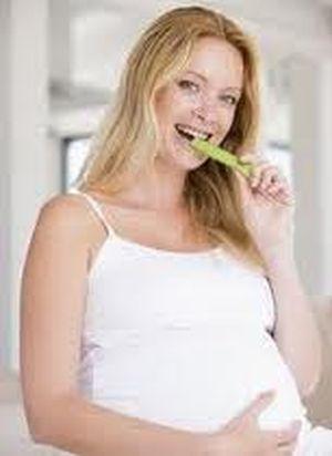 cuidado bucal en el embarazo