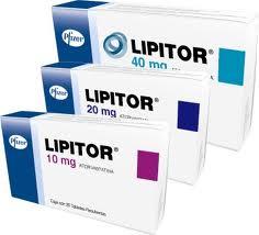 Efectos secundarios de Lipitor