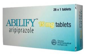 Efectos secundarios de Abilify (aripiprazol)