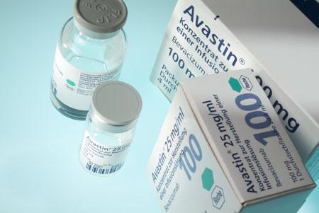 Efectos secundarios de Avastin (bevacizumab)