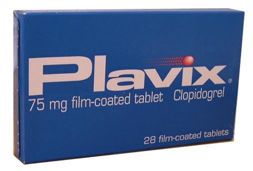 Efectos secundarios de Plavix (Clopidogrel)