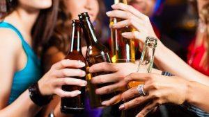 Riesgos del abuso de bebidas alcoholicas
