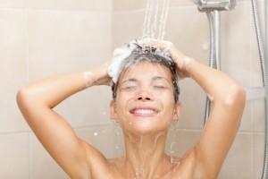 Cuáles son los errores que se cometen en la ducha
