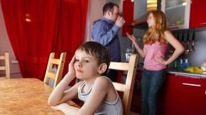 Padres divorciados obesidad en los hijos