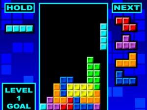Bajar de peso jugando al Tetris