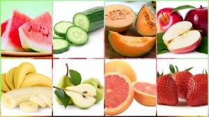 4 alimentos que te ayudarán a hidratarte