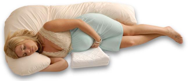 Embarazo y problemas para dormir - Almohadas para embarazo ...