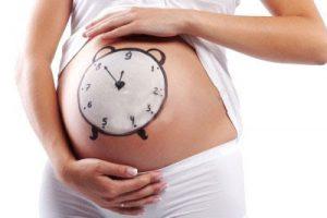 Embarazo a termino: cuantas semanas