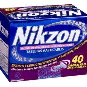 nikzon pastillas para hemorroides